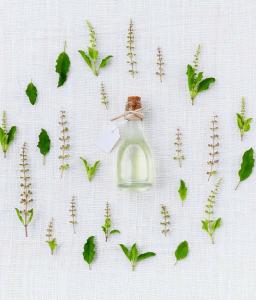 składniki świec do masażu